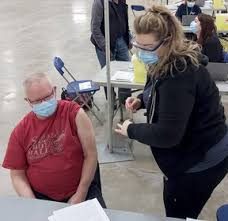 More alike than previously thought? Fort Mcmurray Surpasses Second Wave S Peak With 314 Active Covid 19 Cases Vaccine Clinic At Macisland Opens Fort Mcmurray Today