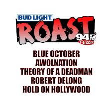 Bud Light Weenie Roast Houston Bud Light Roast With Blue October Awolnation Theory Of A