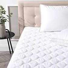 waterproof mattress protector. Classic Brands Defend-A-Bed Deluxe Quilted Waterproof Mattress Protector,  Queen Waterproof Mattress Protector