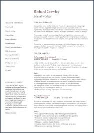 Social Work Resume Template Inspiration Msw Resume Template Enchanting Social Work Resume Sample From Social