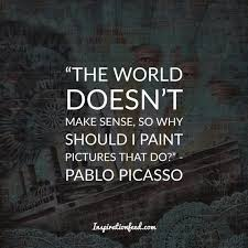 Pablo Picasso Quotes Simple 48 Pablo Picasso Quotes On Creativity Inspirationfeed