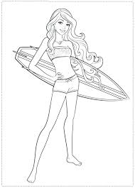 Barbie Coloring Pages Fashion Fairytale Muzikantuinfo
