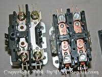 contactor replacement com air conditioner or heat pump contactor replacement