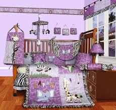 enchanting baby nursery room design with girl jungle baby bedding excellent purple baby nursery room