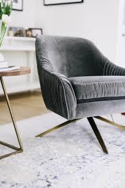 west elm office furniture. West Elm Swivel Desk Chair Emily Henderson Business Home Office. Office Furniture