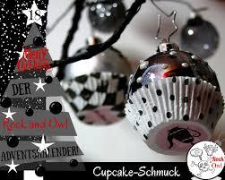 Rock And Owl Blog 18 Cupcake Christbaumschmuck
