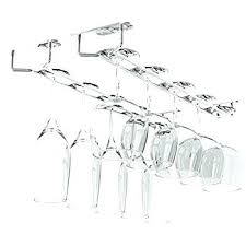 under hanging wine glass rack ikea canada wooden wine glass holder rack
