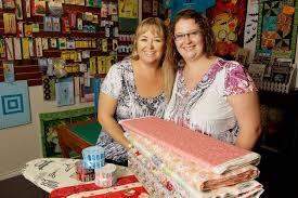Woman brings lifetime love of quilting to new Spring Hill shop &  Adamdwight.com
