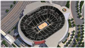 3d Seating Map Denver Nuggets