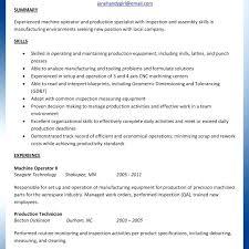 Machinist Resume Template Machinist Resume Template Machinist Resume Template Free Templates 76