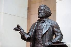 a classic essay by frederick douglass american slave statue of frederick douglass