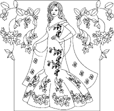 Small Picture Princess Coloring Page lezardufeucom
