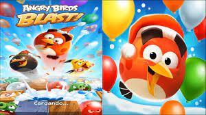 Angry Birds Blast Gameplay - YouTube