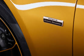 2018 porsche turbo s exclusive. brilliant 2018 2018 porsche 911 turbo s exclusive series fender badge and porsche turbo s exclusive e