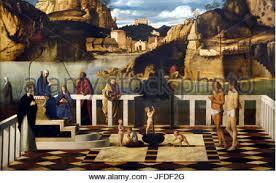 Risultati immagini per Giovanni Bellini - Allegoria sacra