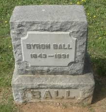 Byron Ball (1843-1891) - Find A Grave Memorial