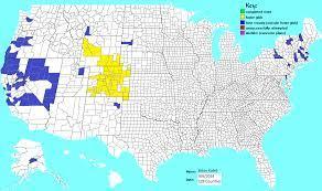 Brian Kalet Completion Map