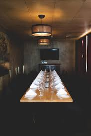 private dining room moonraker pacifica