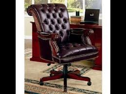 leather antique wood office chair leather antique. Wood And Leather Office Chair~Antique Chair Antique I