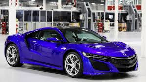 Acura NSX most expensive car in U.S. built in Ohio (Video ...