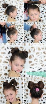 毎朝簡単不器用ママでも可愛くできる時短子どもヘアアレンジ7days