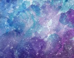 galaxy backround space watercolor background abstract galaxy painting watercolor