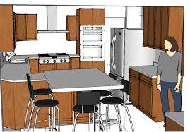 Google Kitchen Design Kitchen Design Using Sketchup Sha Excelsiororg