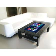 diy touch screen coffee table multi touch screen coffee table raspberry pi the giant touchscreen computer diy touch screen coffee table
