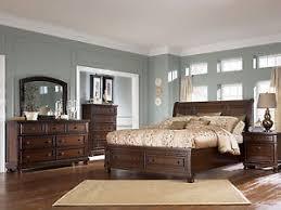 ashleys furniture bedroom sets. ashley furniture b697 porterqueen or king sleigh storage bed ashleys bedroom sets