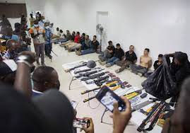 Fla. suspect in Haiti president's ...