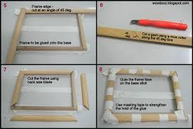 Pdf Diy Make Wood Frames Lacquer Finish