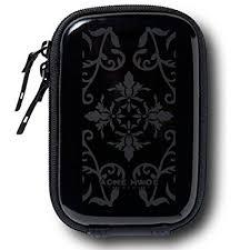 Acme Made Sleek Camera Case - Wet Black Antik ... - Amazon.com