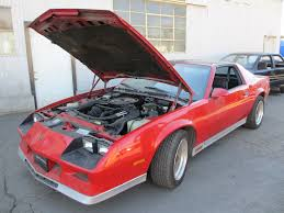Red 1984 Camaro Z-28 | For the 10-car Garage | Pinterest | Cars ...