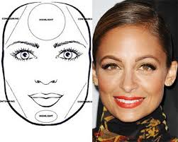 contouring for different face shapes. contouring for the oblong face different shapes
