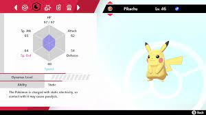 Pokémon Sword and Shield' Trailer Reveals New EV Training Method and How to  Change Natures