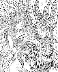 dragon coloring books best dragon coloring books nathaniel wake