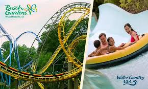 two or three day ticket to busch gardens williamsburg and water country usa through october 27 up to 27 off