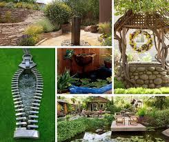 inspiring garden water feature ideas