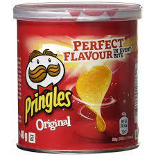 Pringles Original Flavour Portionspack mit
