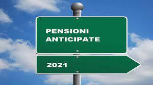 Pensioni anticipate: quali sono le opzioni per il 2021?