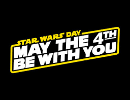 Image result for may 4 star wars