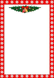 christmas menu borders free christmas menu borders free christmas borders 020511 clip