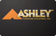 Buy Ashley Furniture Gift Cards | GiftCardGranny