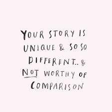 Comparison Quotes Fascinating Be You And Don't Compare Yourself To Others B Inspired