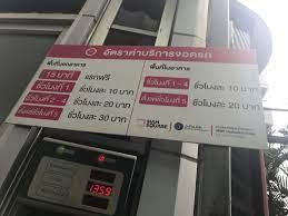 ค่าจอดรถสยาม - Pantip