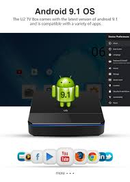 USA Android TV Box 4K Ultra HD Online Internet Free Movies - China Android  TV Box, TV Box