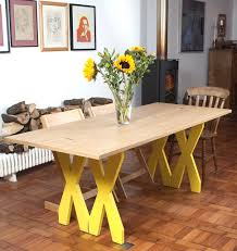 Folding Dining Table Design Ideas Foldable Dining Table Console Double Cross By Steuart Padwick