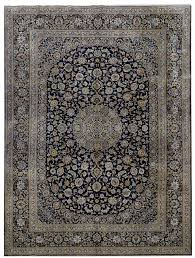 image is loading persian rug hand knotted 10x14 kashan signed persian