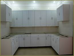 White Shaker Cabinets Discount Trendy In Queens Ny Grey Kitchen