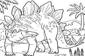 Small Picture 40 Outstanding Dinosaur Coloring Pages